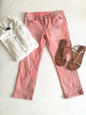 ESPRIT Sommer Capri Jeans Shorts Skinny Slim W25 W26 XS