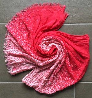 Esprit Sommer Tuch strahlendes pink