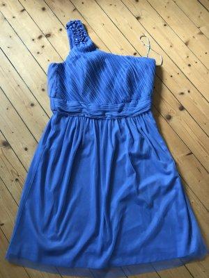 Esprit Sommerkleid blau mit Steinen neu 120€