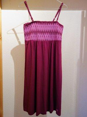 ESPRIT Sommerkleid Bustierkleid Bandeaukleid mit abnehmbaren Trägern