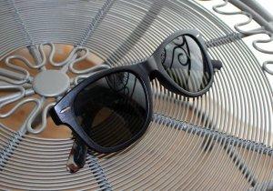 Esprit Gafas de sol cuadradas multicolor acetato