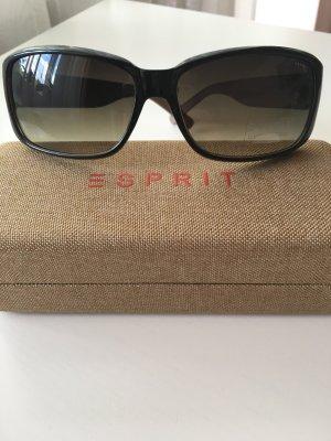 Esprit Zonnebril zwart bruin-roségoud
