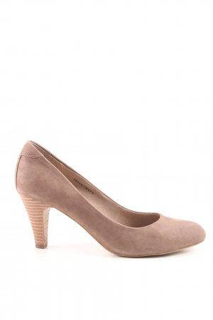 Esprit Spitz-Pumps nude Business-Look