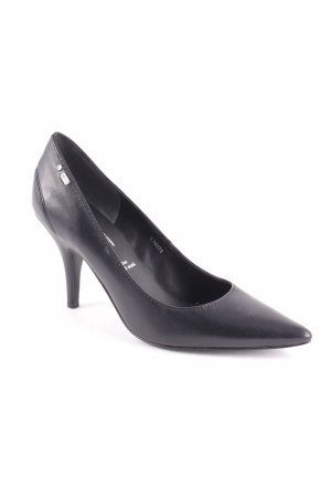 Esprit Spitz-Pumps schwarz Casual-Look