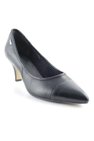 Esprit Spitz-Pumps schwarz klassischer Stil