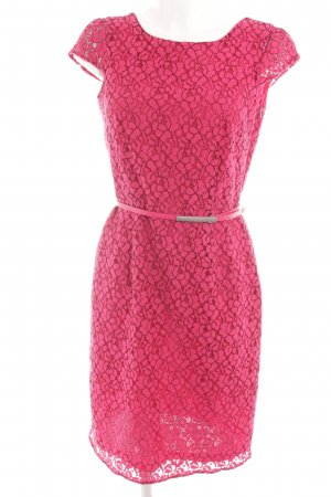 Esprit Lace Dress magenta elegant