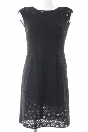 Esprit Spitzenkleid schwarz Casual-Look