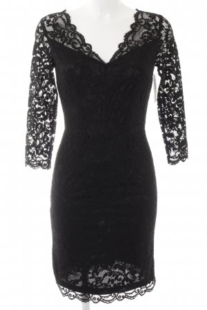 Esprit Lace Dress black elegant