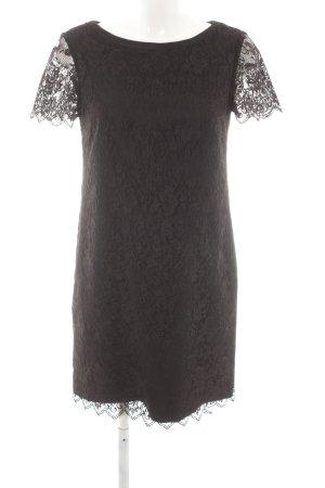 Esprit Robe en dentelle noir élégant