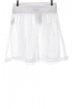 Esprit Lace Skirt white street-fashion look