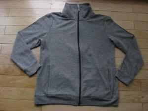 Esprit Sports Veste de sport gris tissu mixte