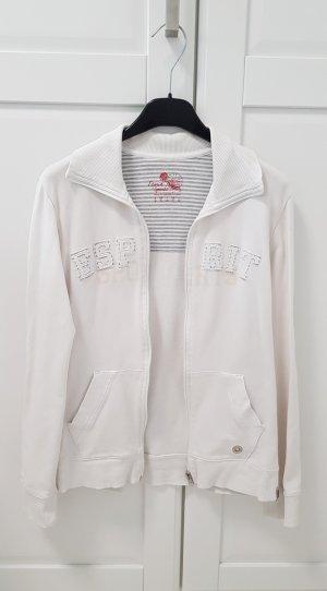 Esprit Sportjacke weiß S