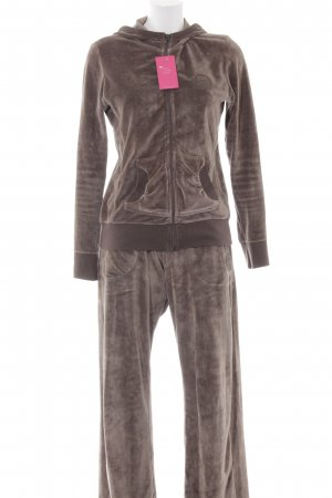 Esprit Sports Leisure suit grey brown athletic style