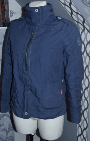 Esprit Sports Jacke, Gr. 38 blau