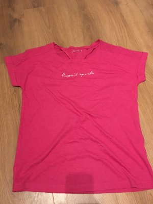 Esprit Sports Shirt pink neu 34 XS oversize