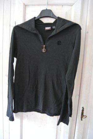 ESPRIT Sports Sweatshirt Schwarz Gr. 36