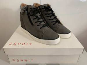 Esprit Wedge Sneaker grey