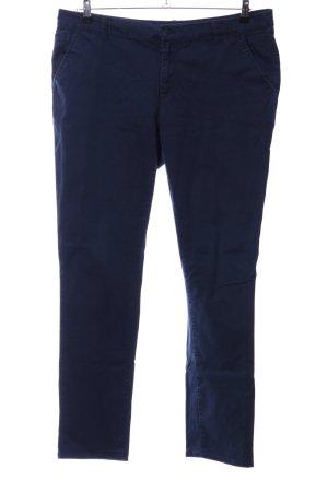 Esprit Pantalone sfoderato blu stile casual