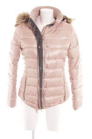 Esprit Steppjacke mehrfarbig Metallic-Optik