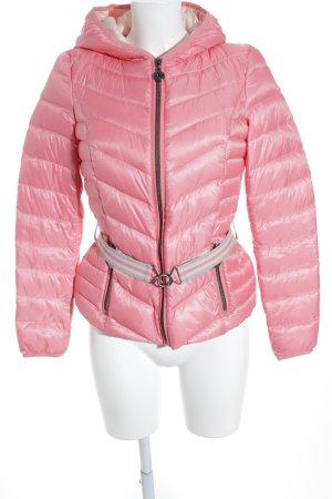 Esprit Giubbotto trapuntato rosa-rosa pallido motivo trapuntato stile romantico