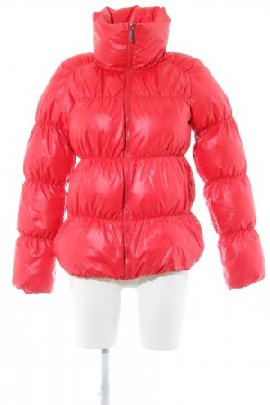 Esprit Steppjacke rot Casual-Look