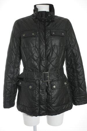 Esprit Steppjacke schwarz Casual-Look