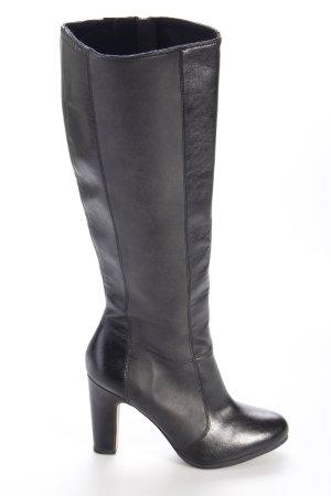 Esprit Stiefel schwarz