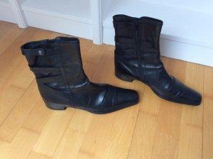 Esprit-Stiefeletten schwarz, Größe 41