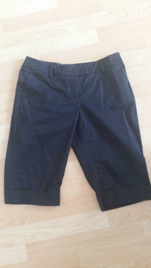 Esprit Stiefelhose Hose Gr 38 Shorts schwarz