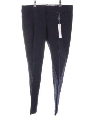 Esprit Jersey Pants blue business style