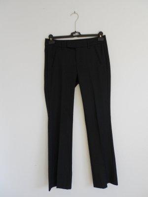 Esprit Stoffhose antrazith-schwarz gr 34