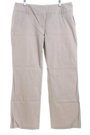 Esprit Stoffhose beige Casual-Look