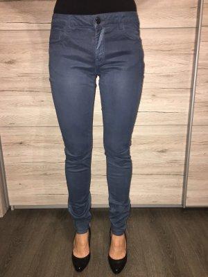 Esprit Stoffhose blau Größe 38