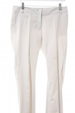 Esprit Stoffhose creme Business-Look