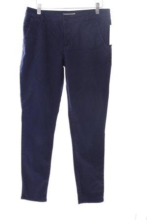 Esprit Stoffhose dunkelblau