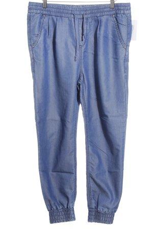Esprit Stoffhose himmelblau-kornblumenblau Casual-Look