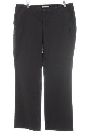 Esprit Pantalone jersey nero stile professionale