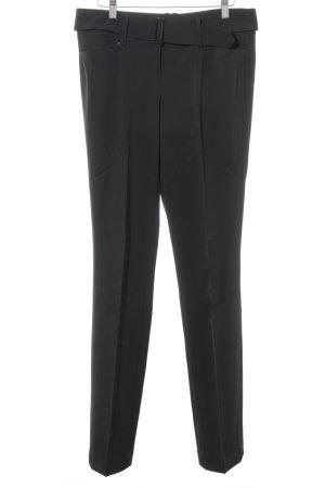 Esprit Stoffhose schwarz schlichter Stil