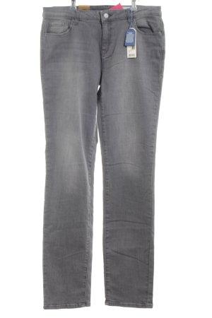 Esprit Vaquero rectos gris claro estilo sencillo
