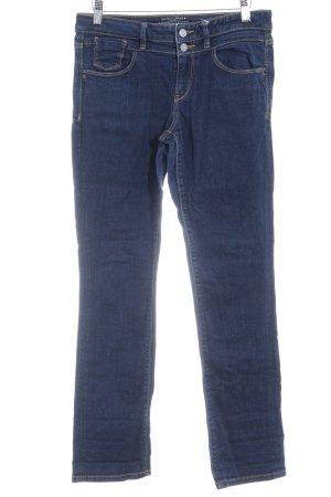 Esprit Straight-Leg Jeans blau Jeans-Optik