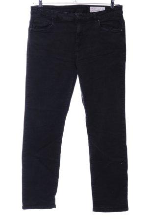 Esprit Jeans coupe-droite noir style d'affaires