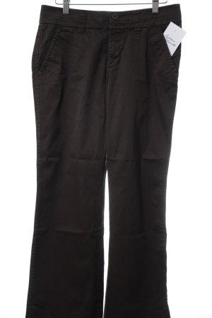 Esprit Straight-Leg Jeans dunkelgrau Casual-Look