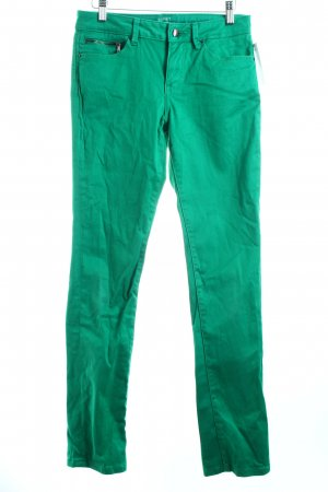 Esprit Straight-Leg Jeans grün Casual-Look