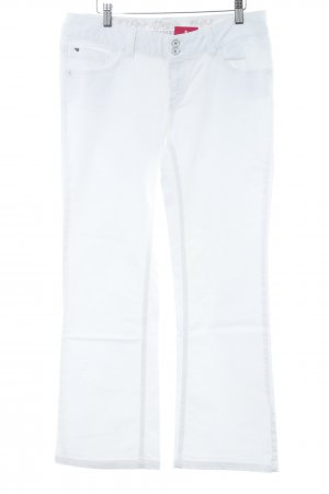 Esprit Straight-Leg Jeans wollweiß Casual-Look