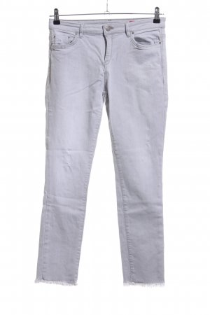 Esprit Stretch Jeans light grey casual look