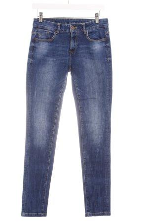 Esprit Stretch Jeans blau sportlicher Stil