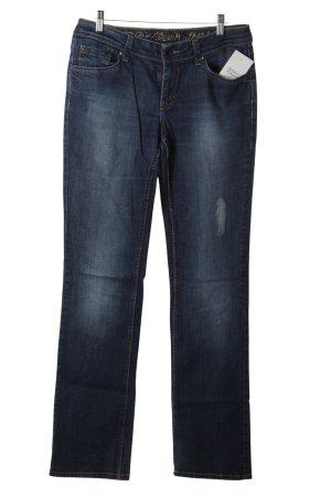 Esprit Stretch Jeans stahlblau Casual-Look
