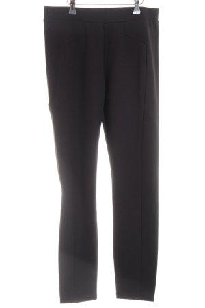 Esprit Pantalon strech noir style simple