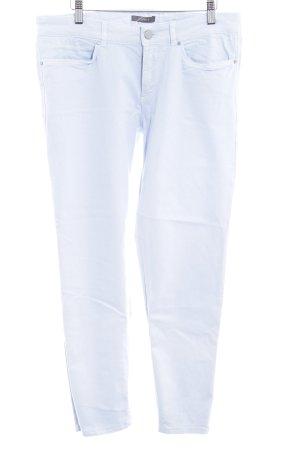 "Esprit Pantalon strech ""Comfort Slim"" bleu azur"