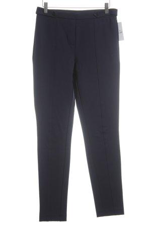 Esprit Pantalón elástico azul oscuro estilo «business»